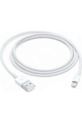Apple Iphone Orjinal Şarj Aleti Kablosu 1m Lightning Usb Kablosu