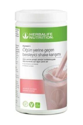Herbalife Shake Ahududu Ve Beyaz Çikolata Aromalı Protein Tozu