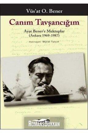 Yapı Kredi Yayınları Canım Tavşancığım & Ayşe Bener'e Mektuplar (ankara 1969-1987)