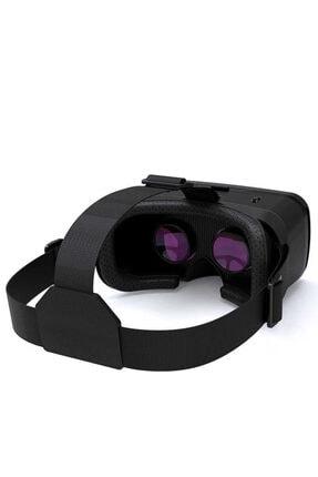 Teknoloji Gelsin Vr Shinecon 3d 720° Panoromik Sanal Gerçeklik Gözlüğü Siyah