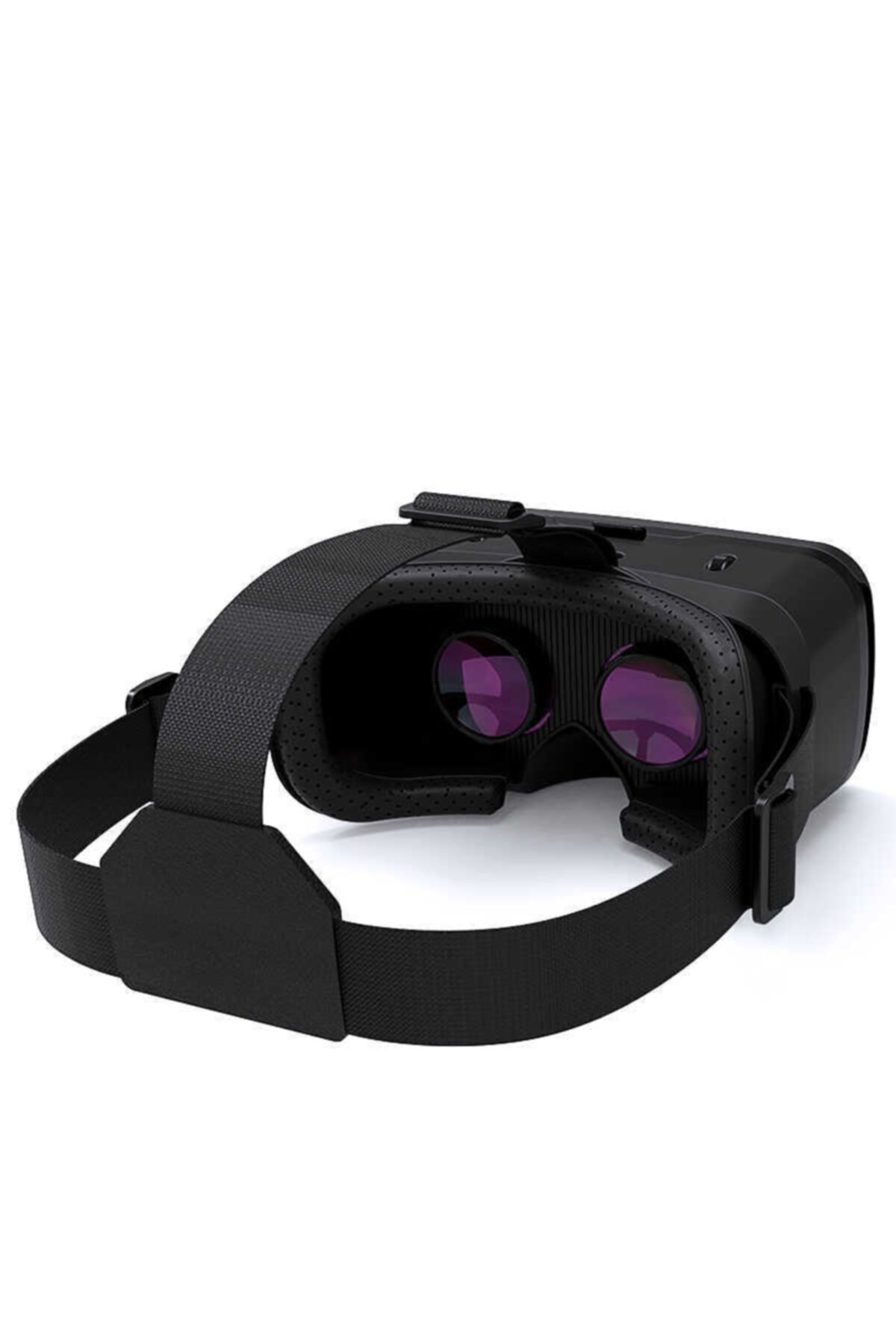 Teknoloji Gelsin Vr Shinecon 3d 720° Panoromik Sanal Gerçeklik Gözlüğü Siyah 1