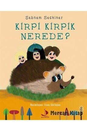 Destek Yayınları Kirpi Kirpik Nerede?