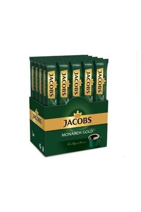 Jacobs Monarch Gold 26x2g Stick Hazır Kahve 1 Paket