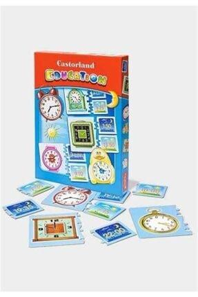 Castorland Saatler, 30 Parça Puzzle