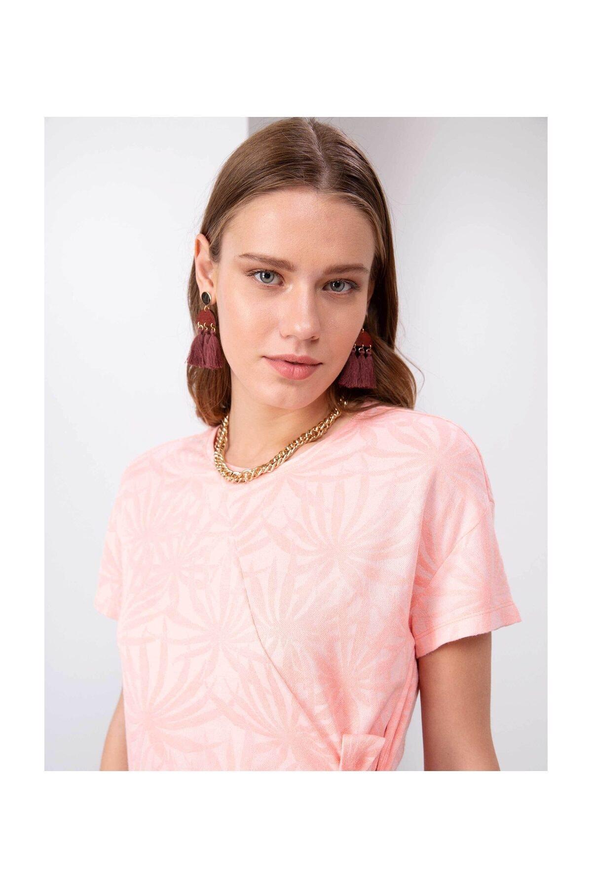 Pierre Cardin Kadın Polo Yaka T-shirt G022SZ011.000.762149 1