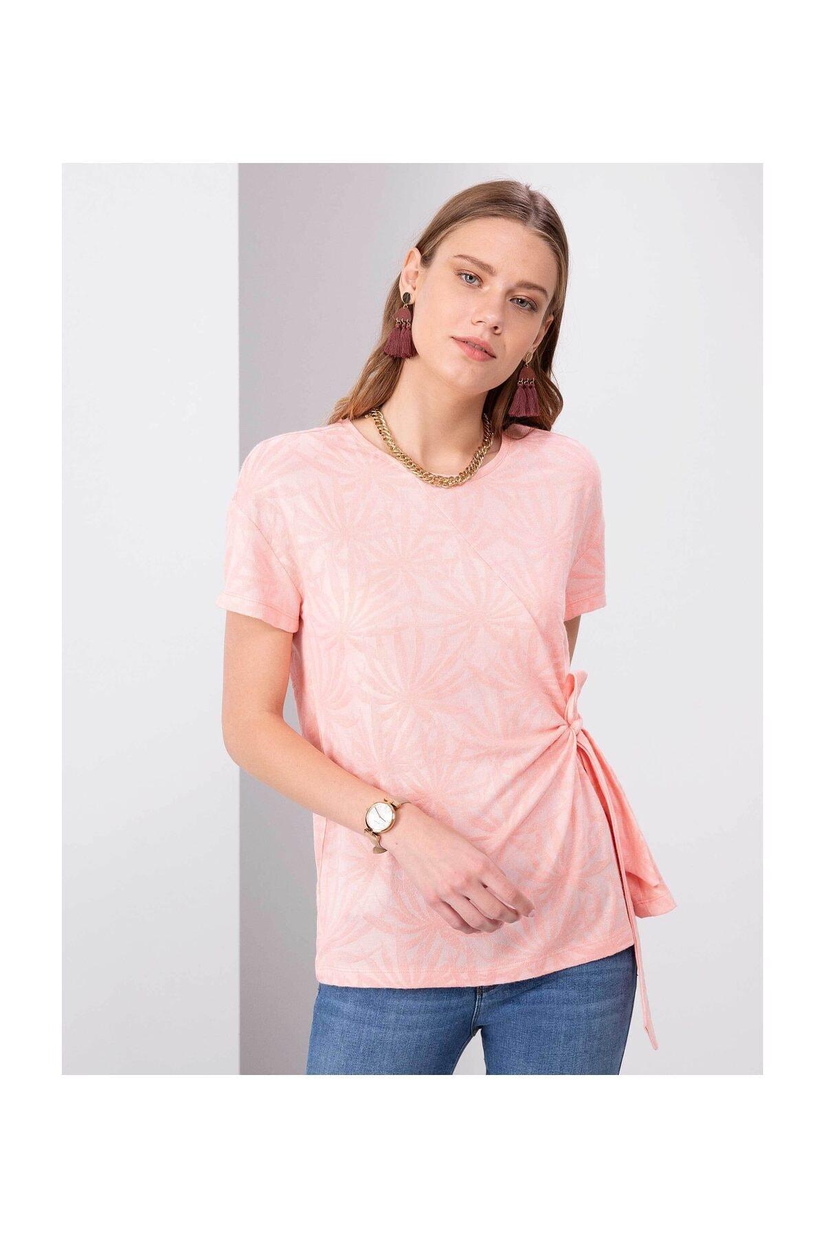 Pierre Cardin Kadın Polo Yaka T-shirt G022SZ011.000.762149 2