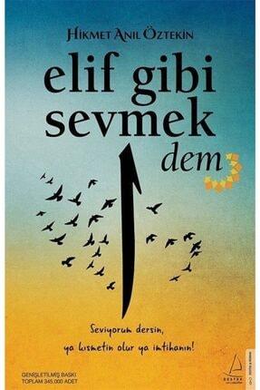 Destek Yayınları Elif Gibi Sevmek - Dem