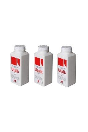 UTALK Pudra Antibakteriyel Toz Pudra 100 Gr X 3 Kutu Skt:02/2021