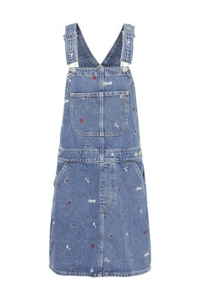 Tommy Hilfiger CLASSIC DUNGAREE DRESS STCRB