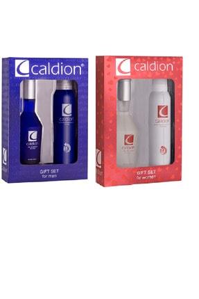 Caldion Edt 100 ml Parfüm Set Paketi