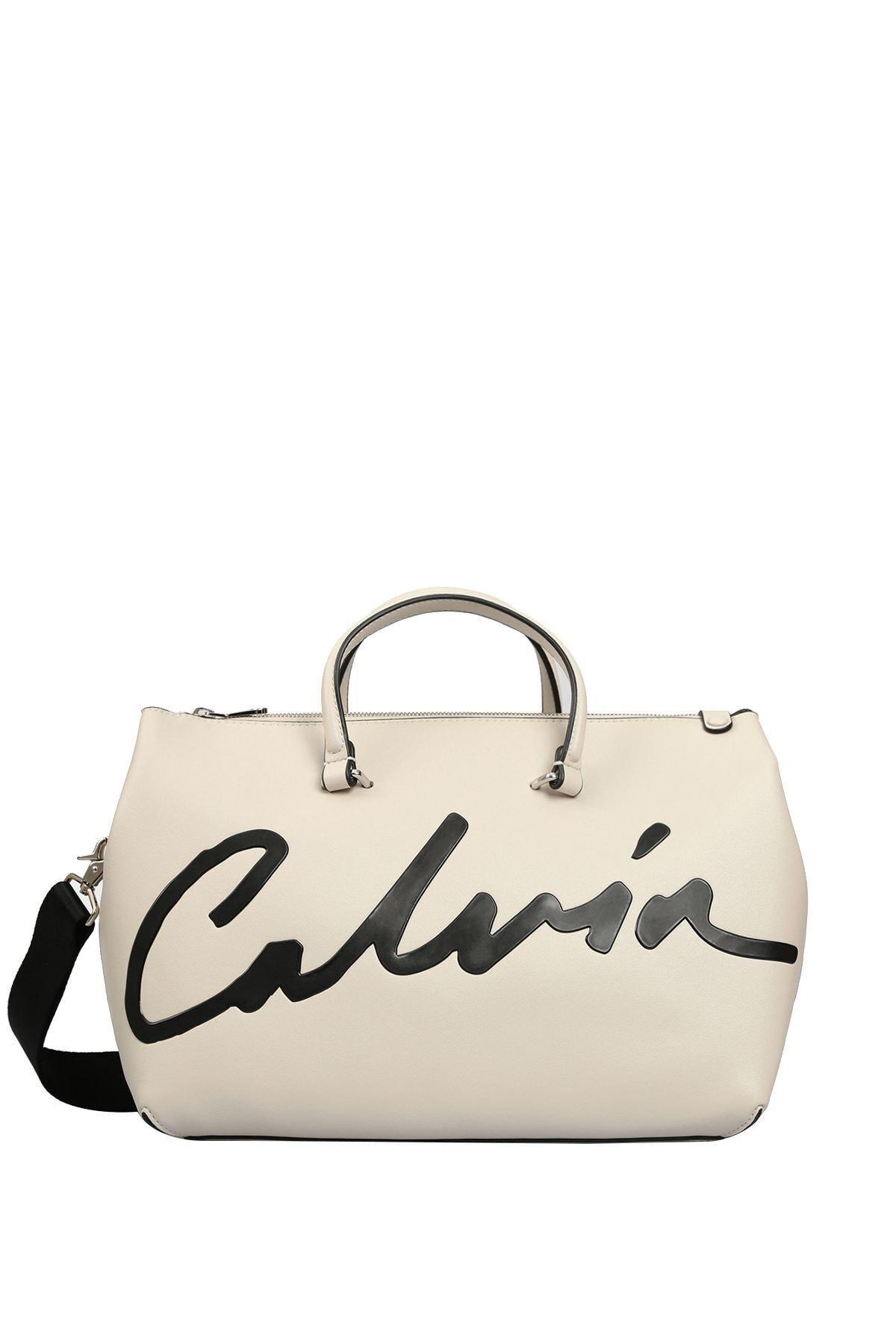Calvin Klein Kadın Ckj Sculpted Satchel Kadın El Çantası K60k606575 1