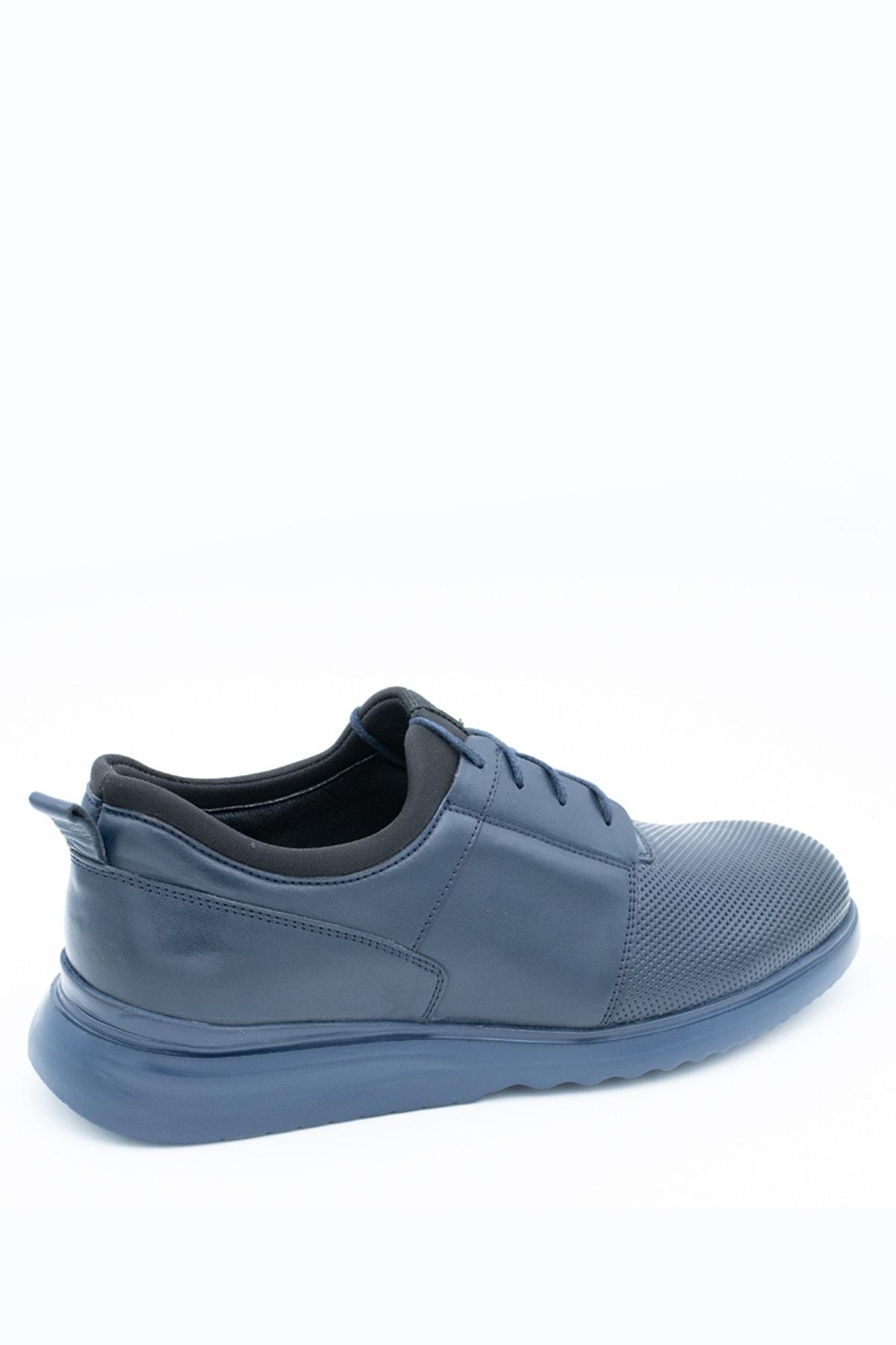 İgs Erkek Lacivert Günlük Ayakkabı i20w-102-2-2 M 1000 2