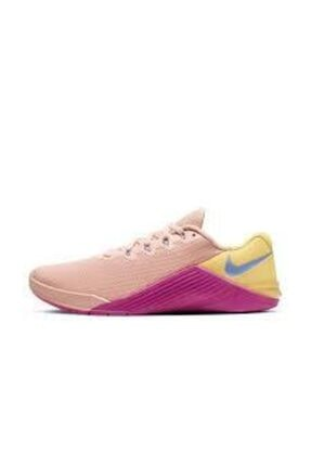 Nike Unisex Pembe Metcon 5 Spor Ayakkabısı Ao2982 668
