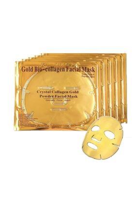 MASKE Gold Bio Collagen Altın Yüz Si (3 adet) 12485868