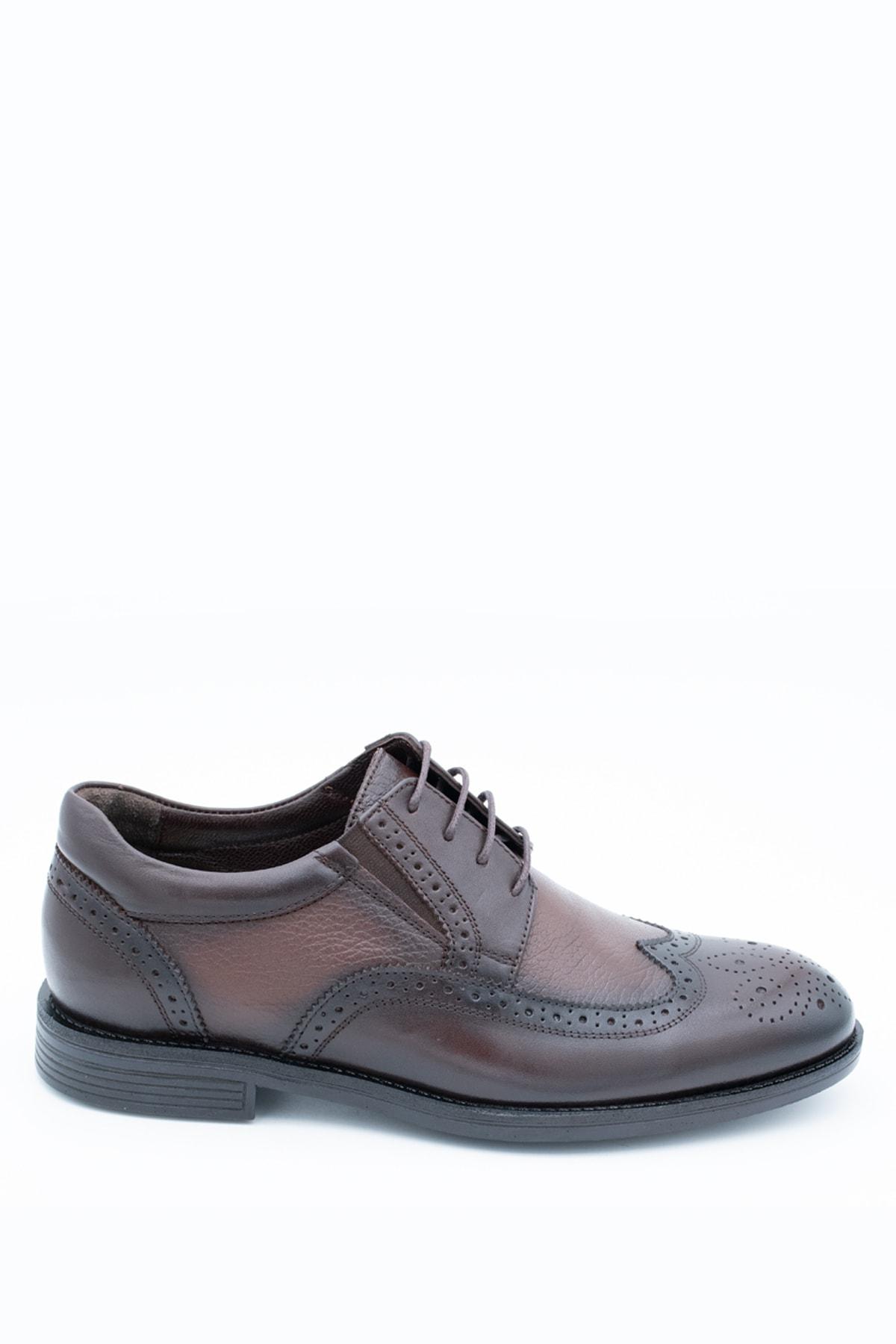 İgs Erkek Ayakkabı Kahverengi 1