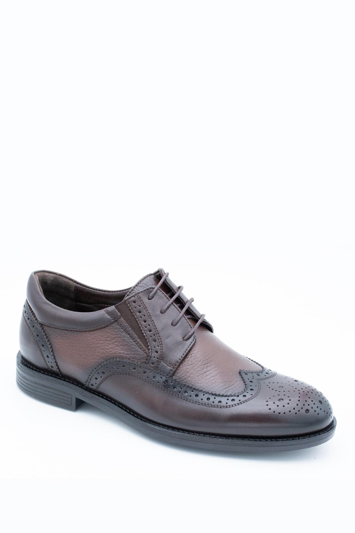 İgs Erkek Ayakkabı Kahverengi 2