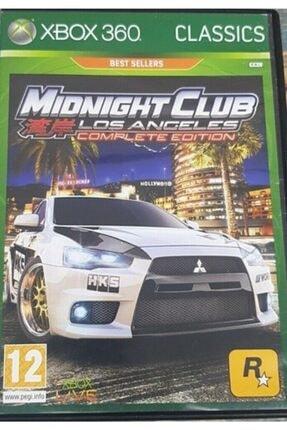 Rockstar Midnight Club Los Angeles Complete Edition Xbox 360