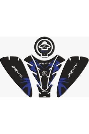 Yamaha Yzf-r25 2019-2020 3'lü Set Tank Pad Depo Pad Yan Pad Gogo