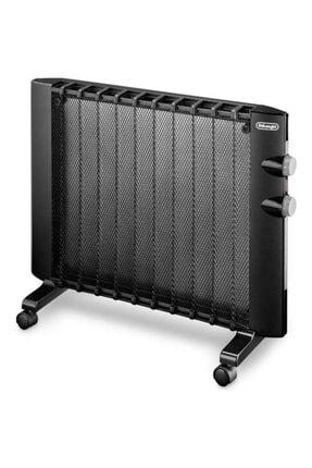 DELONGHİ Delonghi 1000 W Mika Teknolojili Panel Radyatör - Siyah
