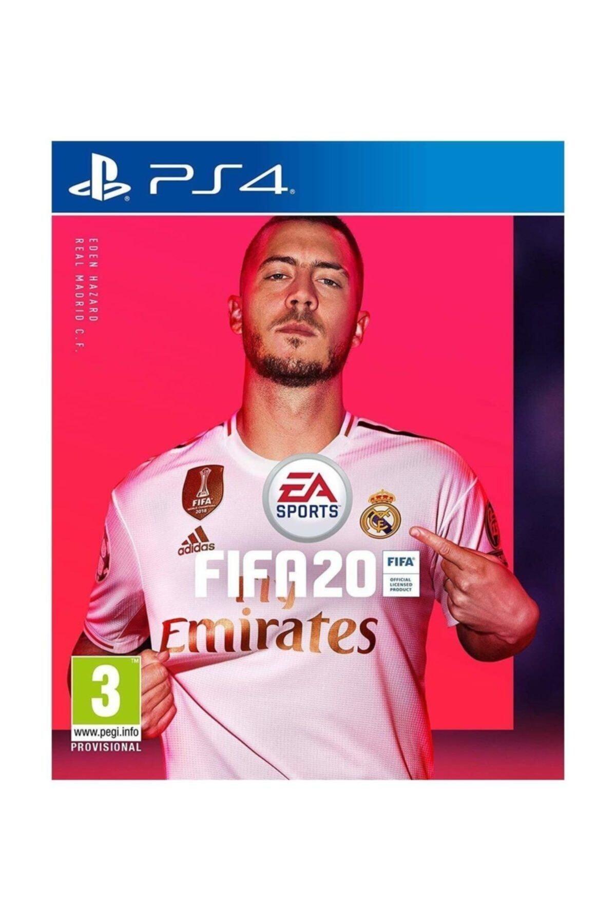 Electronic Arts Fifa 2020 Ps4 Oyun - Türkçe Menü 1