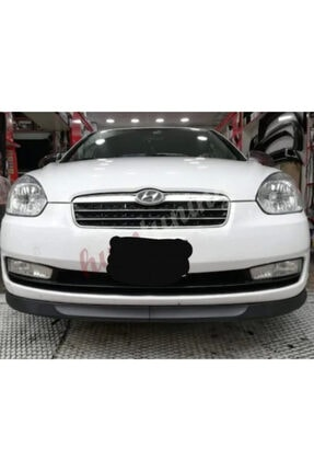 Universal Astra H Lip Hyundai Accent Era Uyumlu Tampon Ön Ek