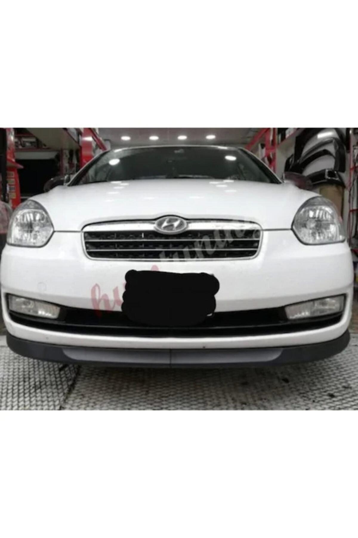 Universal Astra H Lip Hyundai Accent Era Uyumlu Tampon Ön Ek 1
