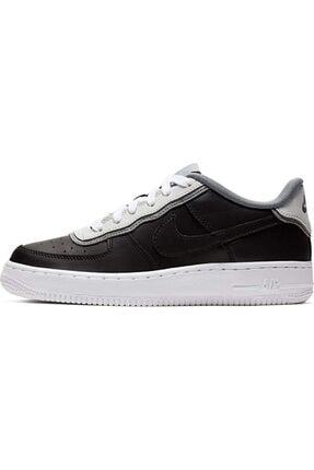 Nike Kadın Spor Ayakkabı Air Force 1 Lv8 Double Black Pure Platinum   Bv1084-001