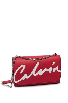 Calvin Klein Kadın Ckj Sculpted Flap Ew Xbody Çapraz Askılı Çanta K60k606572