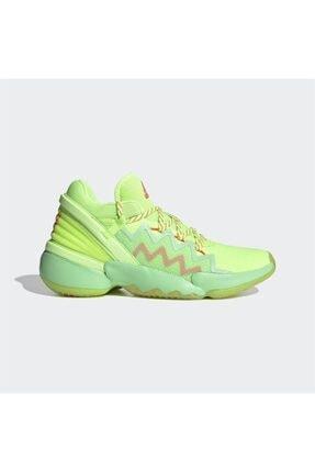 adidas Erkek Yeşil Basketbol Ayakkabısı