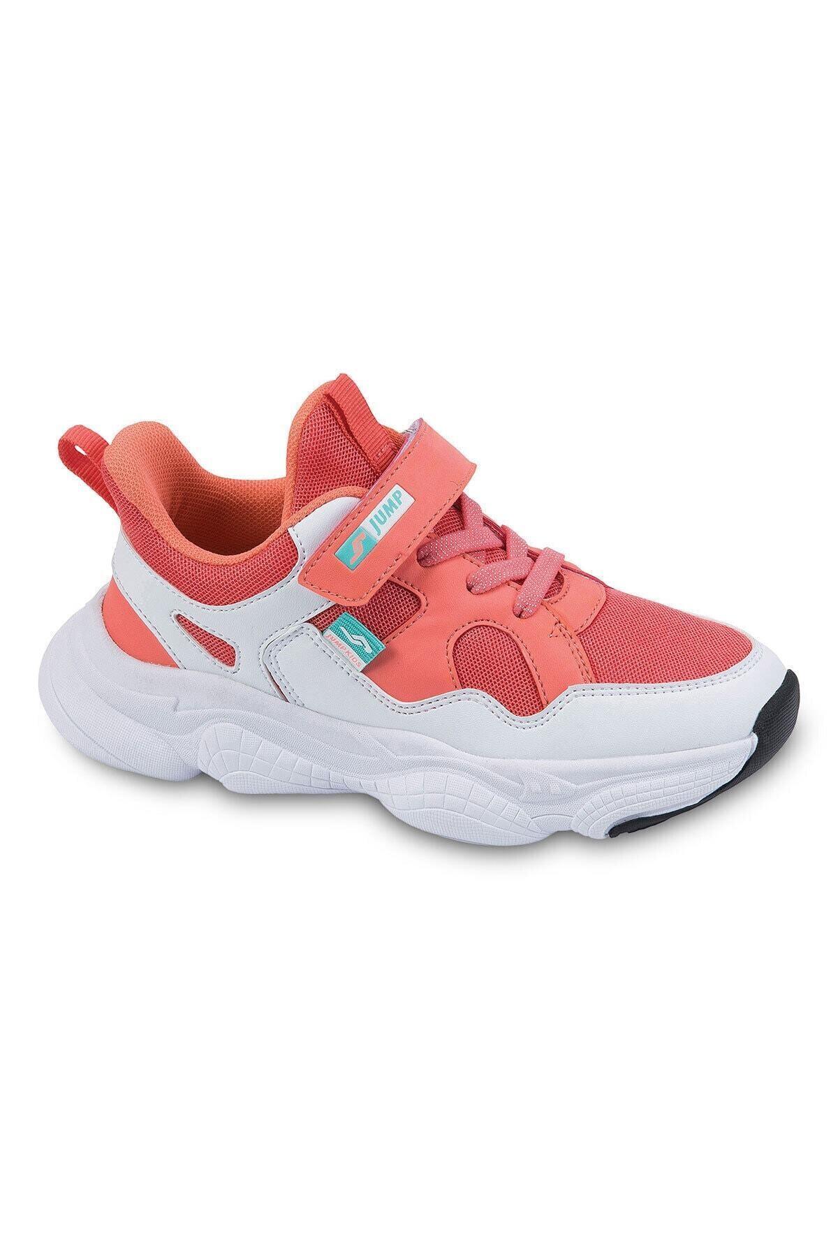 Jump Kız Çocuk Pembe Spor Ayakkabı 24922 2