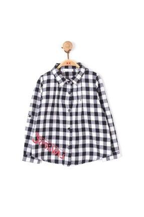 NK Kız Çocuk Ekose Kutulu Gömlek