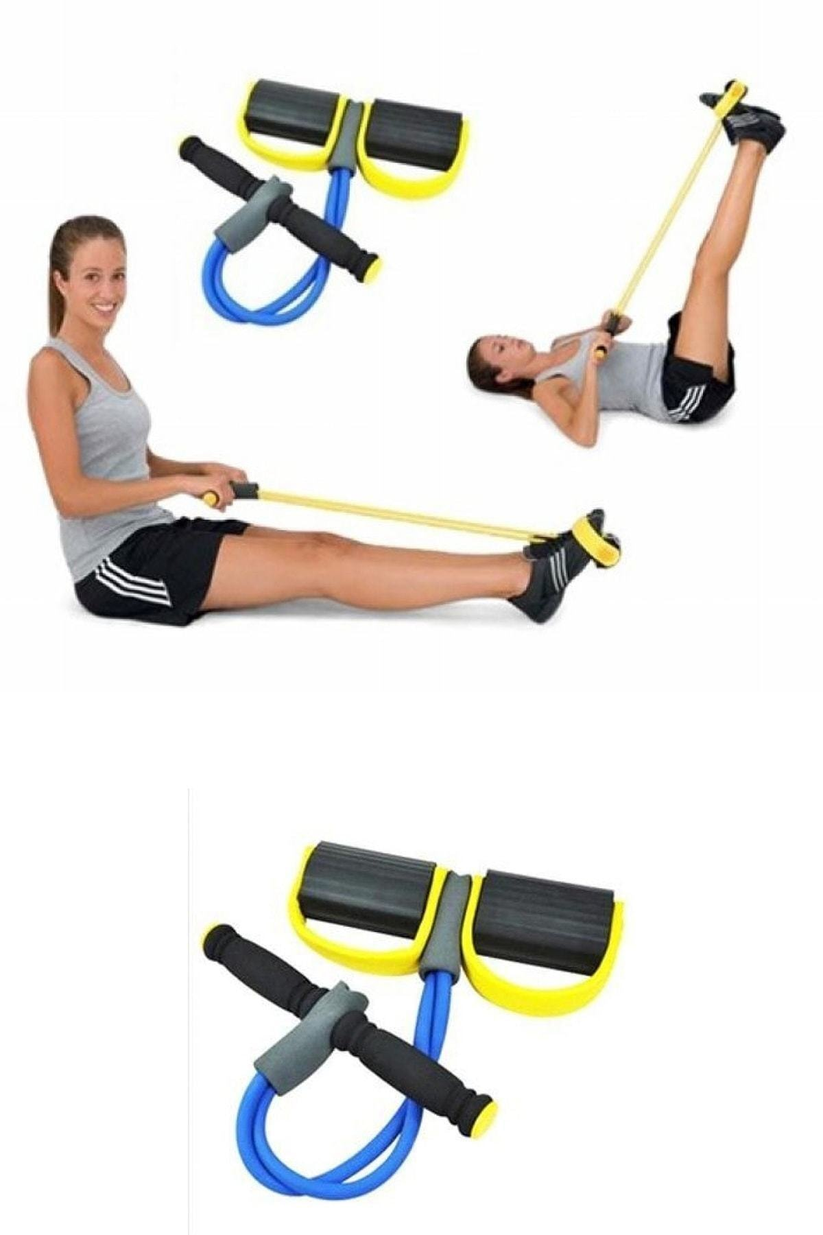renn Kondisyon Küreği Egzersiz Aleti Body Trimmer 1