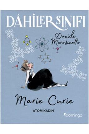 Domingo Yayınevi Dahiler Sınıfı: Marie Curie Atom Kadın