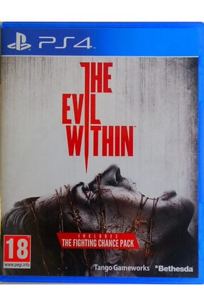BETHESDA The Evil Within 1 Ps4