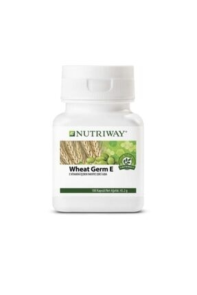 Amway Wheat Germ E Nutrıway 100 Kapsül E Vitamini