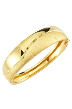 Altınbaş Kadın Sarı 22 Ayar Altın Bilezik