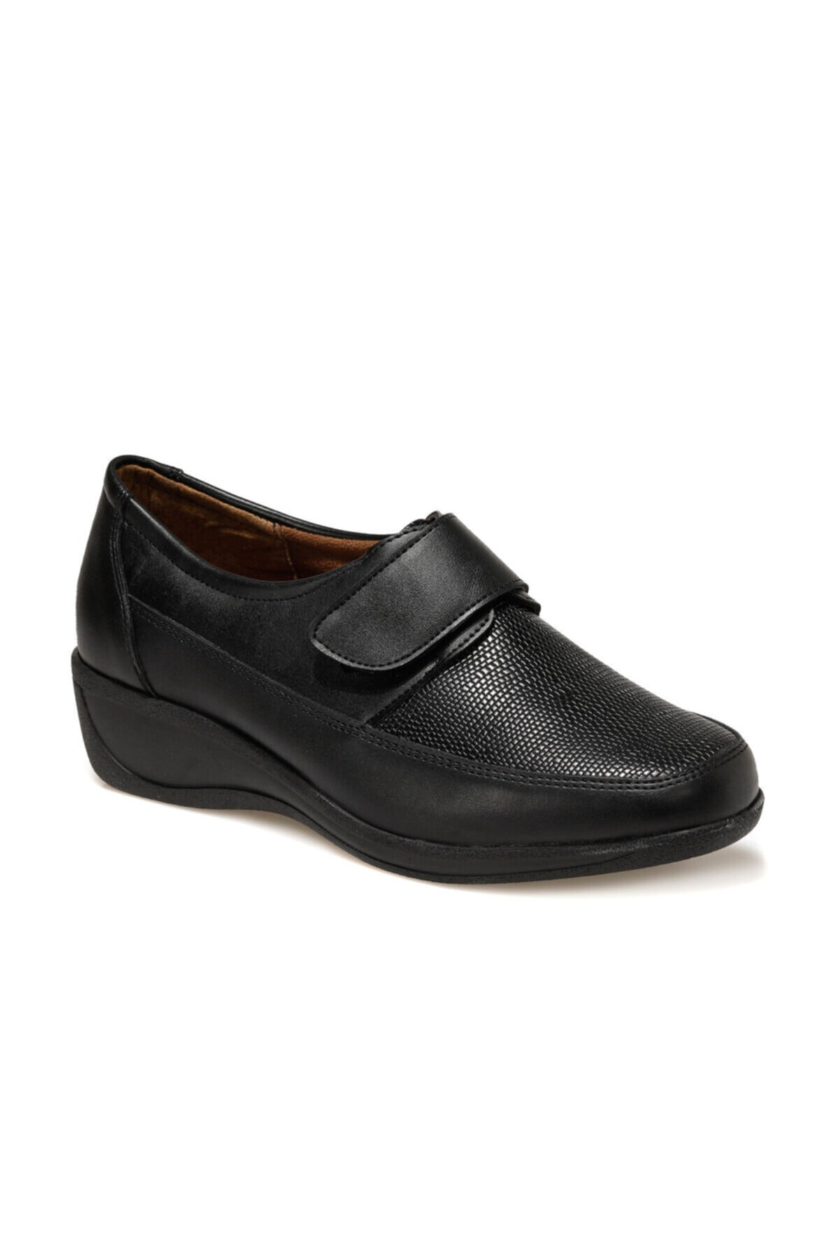Polaris 5 Nokta 103106YZ Siyah Kadın Comfort Ayakkabı 100555553 1