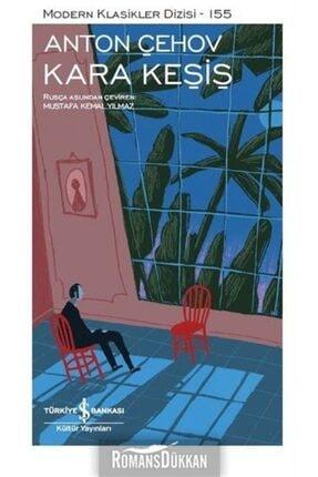 İş Bankası Kültür Yayınları Kara Kesiş - Modern Klasikler 155