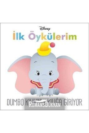 Doğan Egmont Dumbo Kılıktan Kılığa Giriyor-ilk Öykülerim