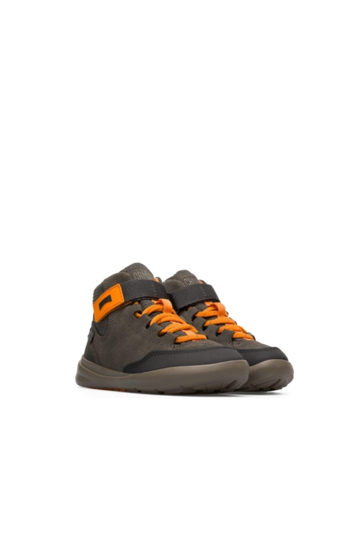 CAMPER Unisex Çocuk Turuncu Casual Ayakkabı K900227-001 2