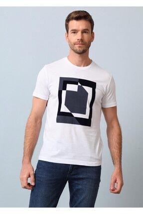 Ramsey Erkek Baskılı Örme T - Shirt