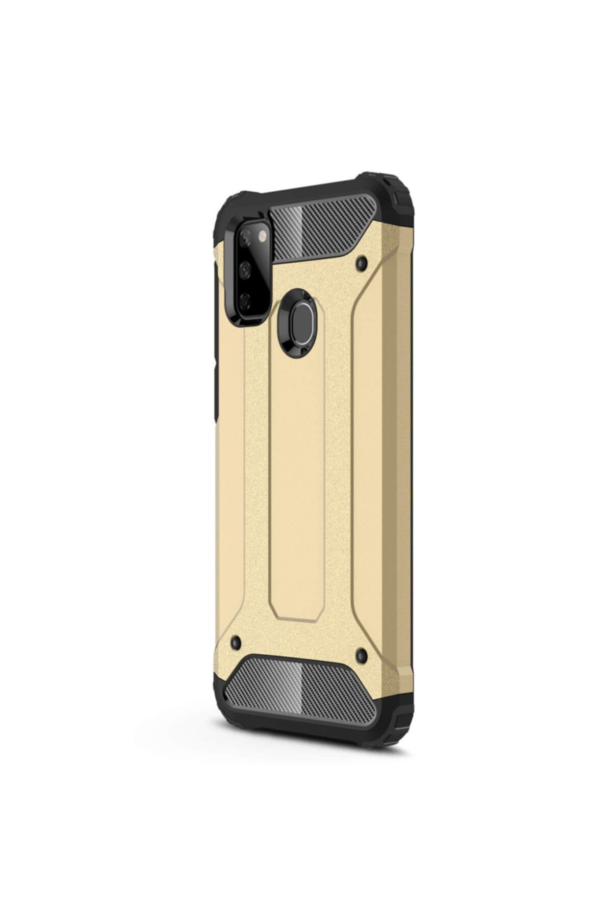 Microsonic Microsonic Galaxy M21 Kılıf Rugged Armor Gold 2