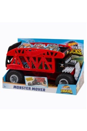 HOT WHEELS Gkd37/fyk13 Monster Trucks Taşıyıcı Kamyon Monster Trucks