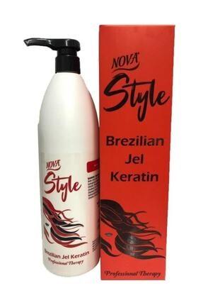 Nova Style Brezilya Jel Keratin 1000 Ml.