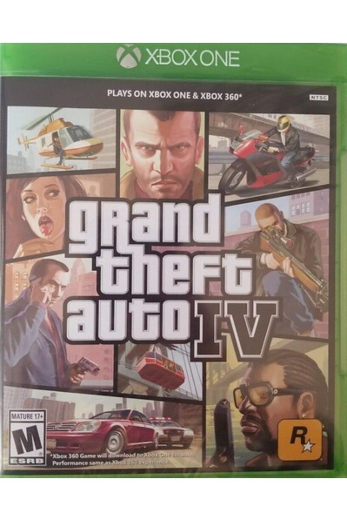 RockStar Games Gta 4 Xbox One 1