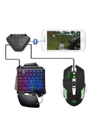 Gate Pubg Oyun Konsolu 3in1-klavye Mouse Bağlayıcı