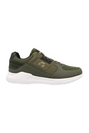 Jump Erkek Yeşil Günlük Ayakkabısı 21159-f-khakı-black