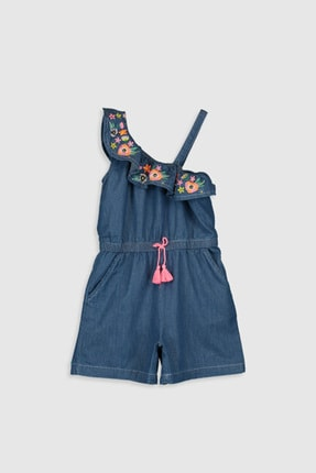 LC Waikiki Kız Çocuk Orta Rodeo H45 Jeans