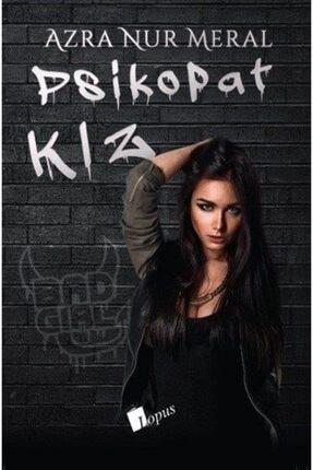 Lopus Yayınları Psikopat Kız (ciltli)