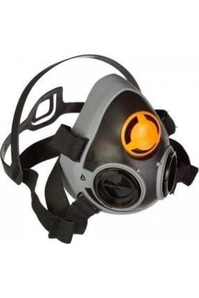 Delta Plus M6400 Jüpiter Yarım Yüz Maske Termoplastik Gaz Maskesi